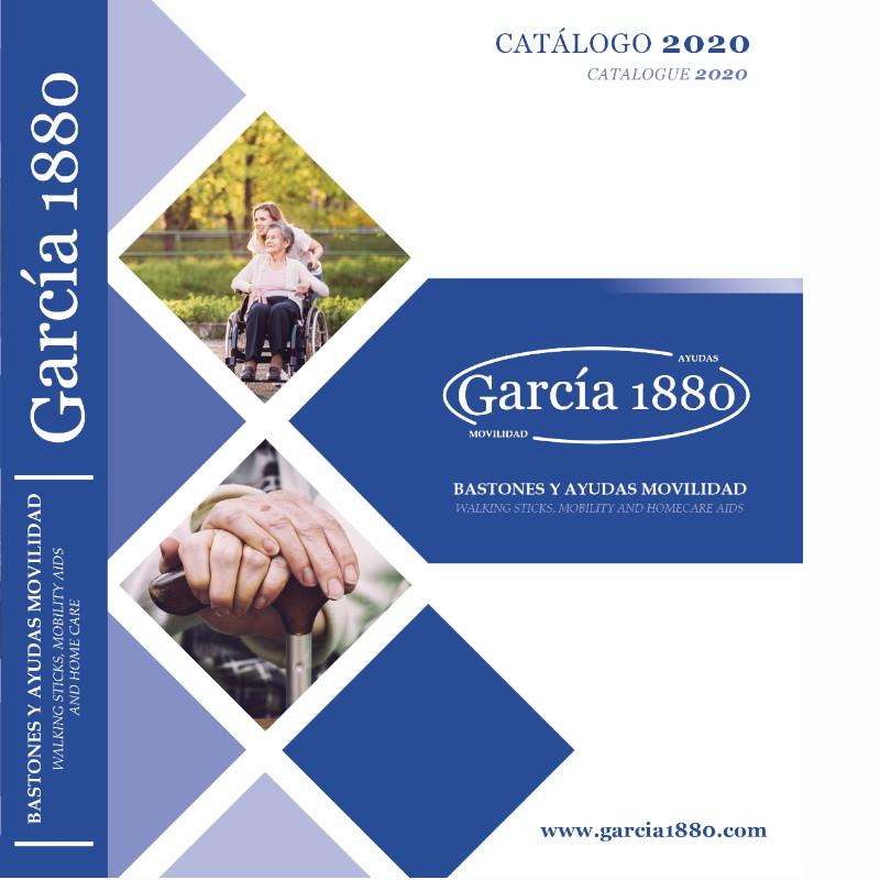 Nuevo Catálogo García 1880